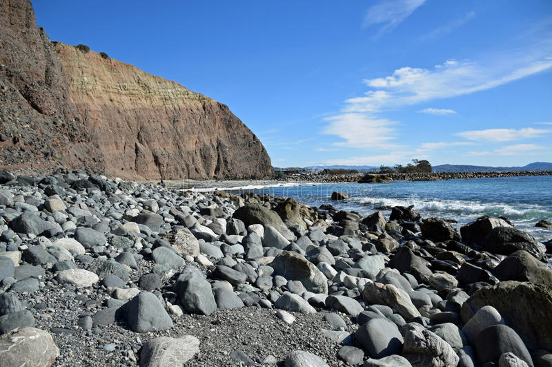 Dana Point Headland, Southern California. stock photography