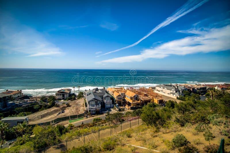 Dana Point Ocean View images libres de droits
