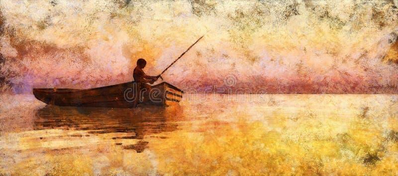 Danang-Strand, Vietnam lizenzfreie abbildung