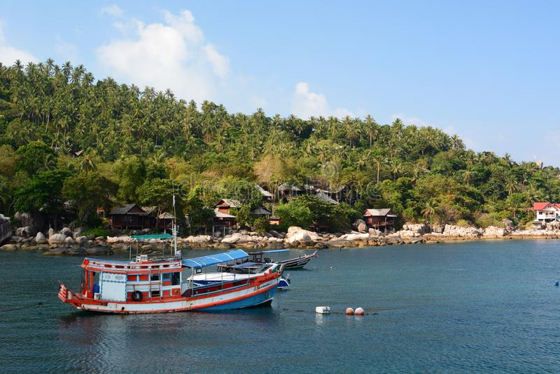 Danang-Strand, Vietnam KOH Tao thailand lizenzfreie stockfotos