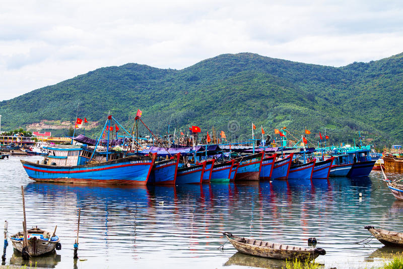 Danang Vietnam foto de archivo libre de regalías