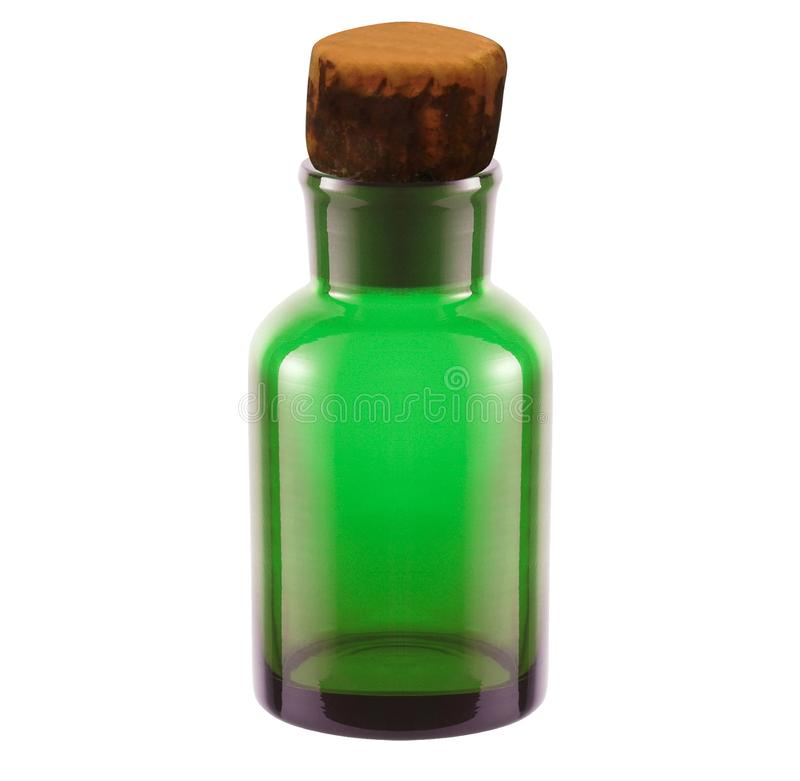 danat gammalt för flaska drog royaltyfria bilder