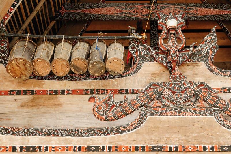 danau Indonesia północny Sumatra Toba obrazy stock