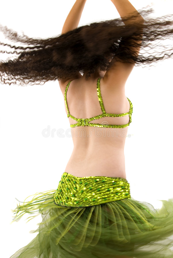 Download Dance stock photo. Image of isolated, female, athletic - 2461894