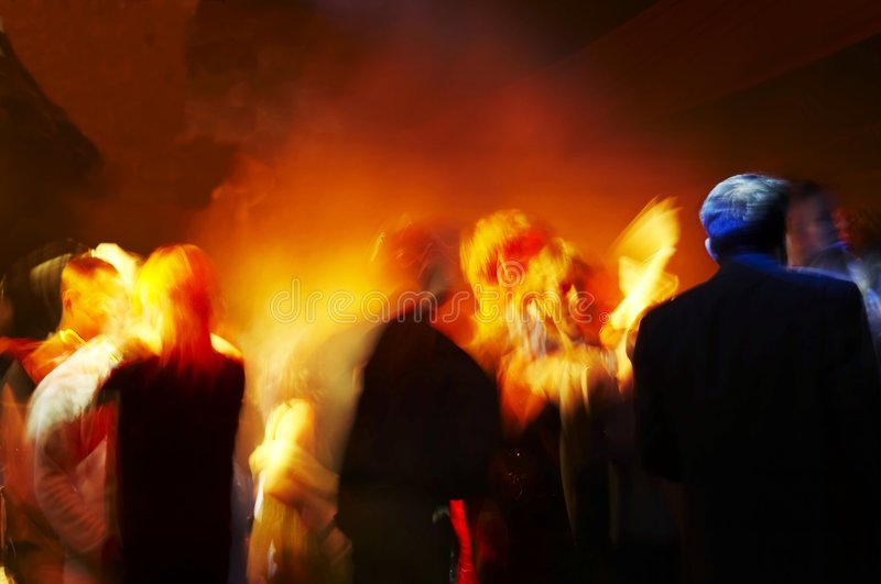 Download Dance stock image. Image of entertainment, crowd, disco - 2607509