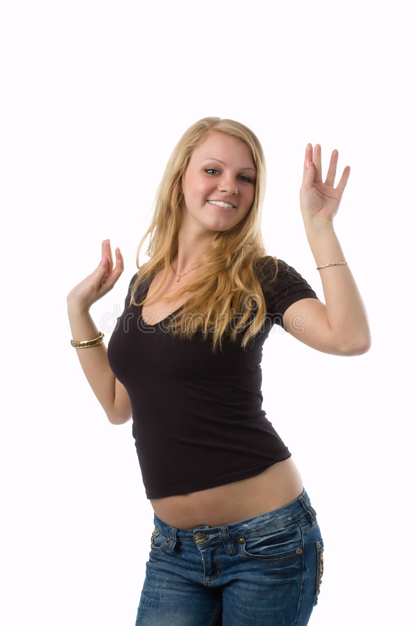 Free Dance Royalty Free Stock Image - 2643866