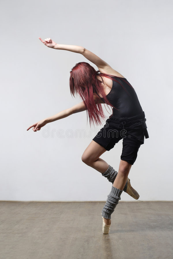 Download Dance stock image. Image of modern, beautiful, grace, dancer - 7919031