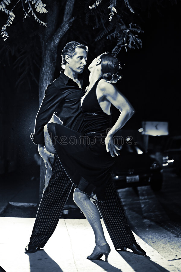 Download Dance Couple Stock Image - Image: 4228351