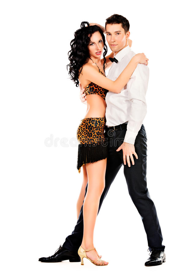 Dance dance stock image