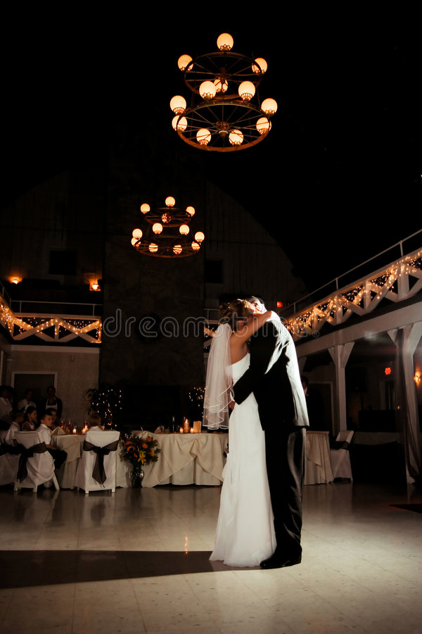 dance first στοκ εικόνα με δικαίωμα ελεύθερης χρήσης