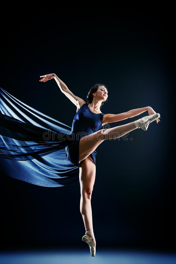 Dance inspiration royalty free stock photo