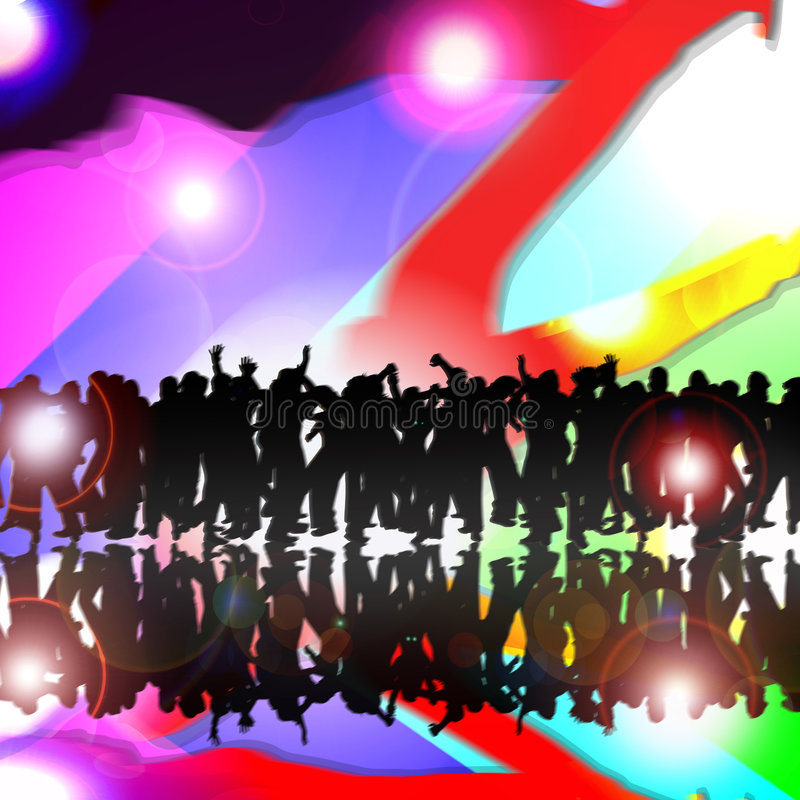 Download Dance Party Stock Images - Image: 3289324