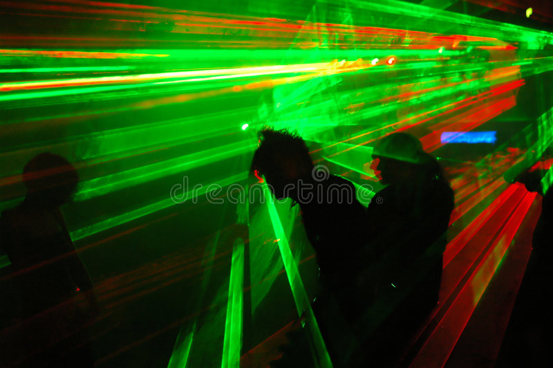 Dance party royalty free stock photo