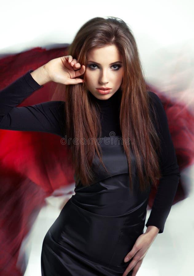 Dance Queen stock photo