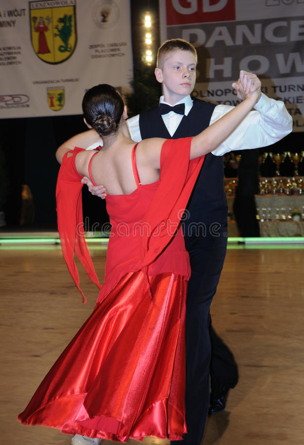 Download Dance Tournament editorial stock image. Image of dance - 14643504