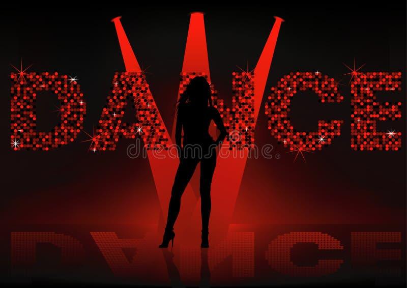 Download Dance Wallpaper stock vector. Illustration of dancing - 14474031