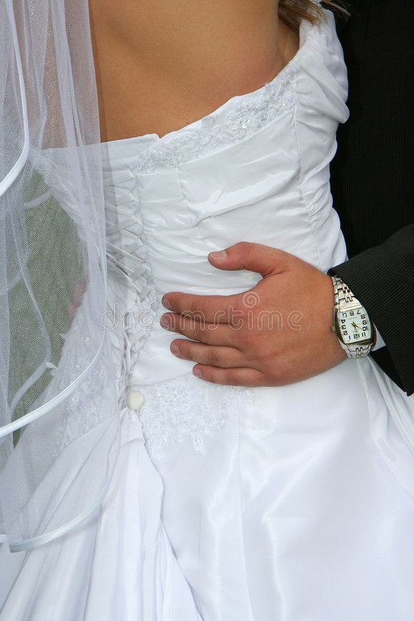 Free Danceing Wedding Couple Stock Photo - 6989160
