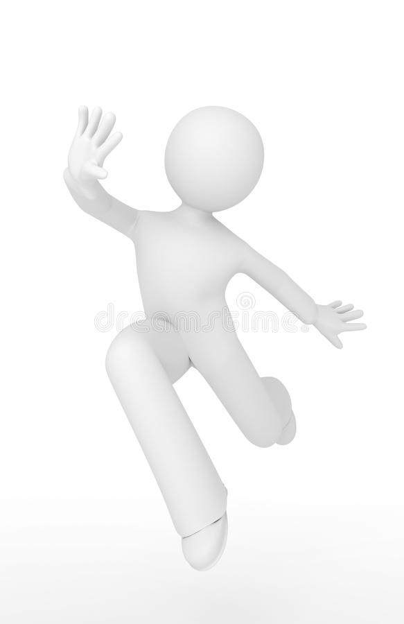 Download Dancer. stock illustration. Illustration of isolated - 13466661