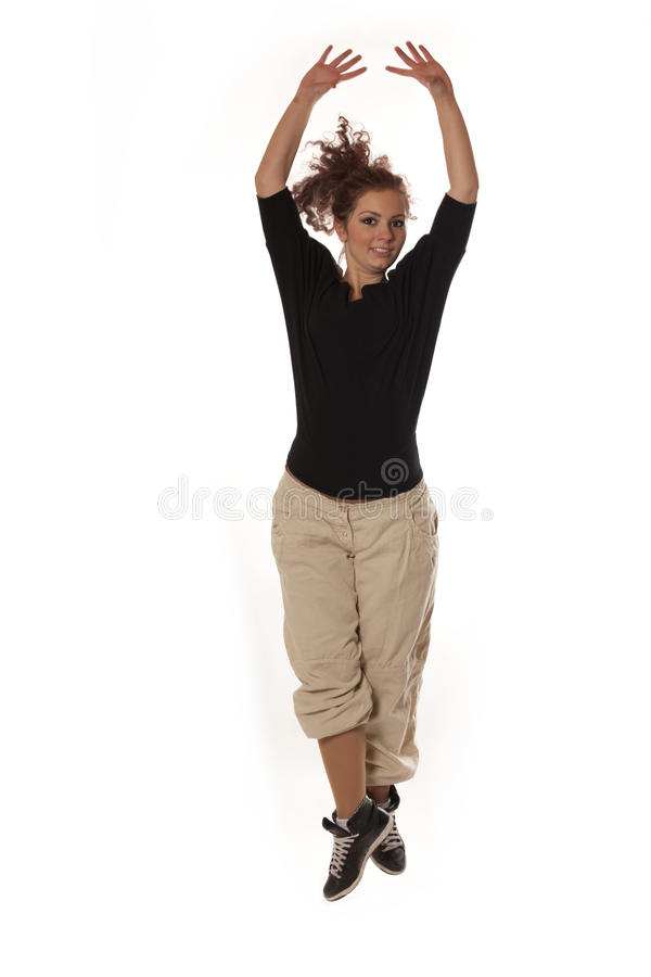 Download The Dancer Stock Image - Image: 22367801