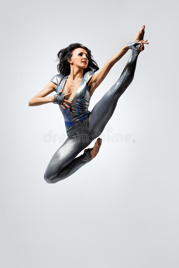 Download The dancer stock photo. Image of fitness, modern, gymnastic - 23462052