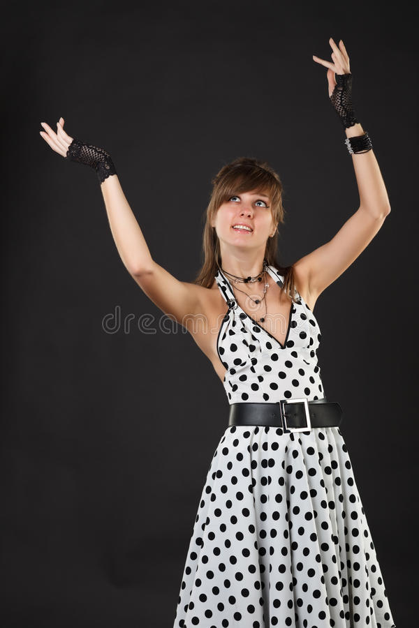 Download Dancer. stock photo. Image of party, beauty, performer - 25231630