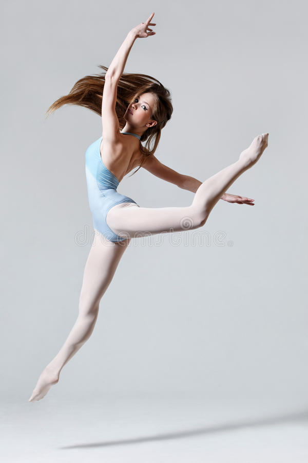 Download The dancer stock photo. Image of female, moving, girl - 25407046