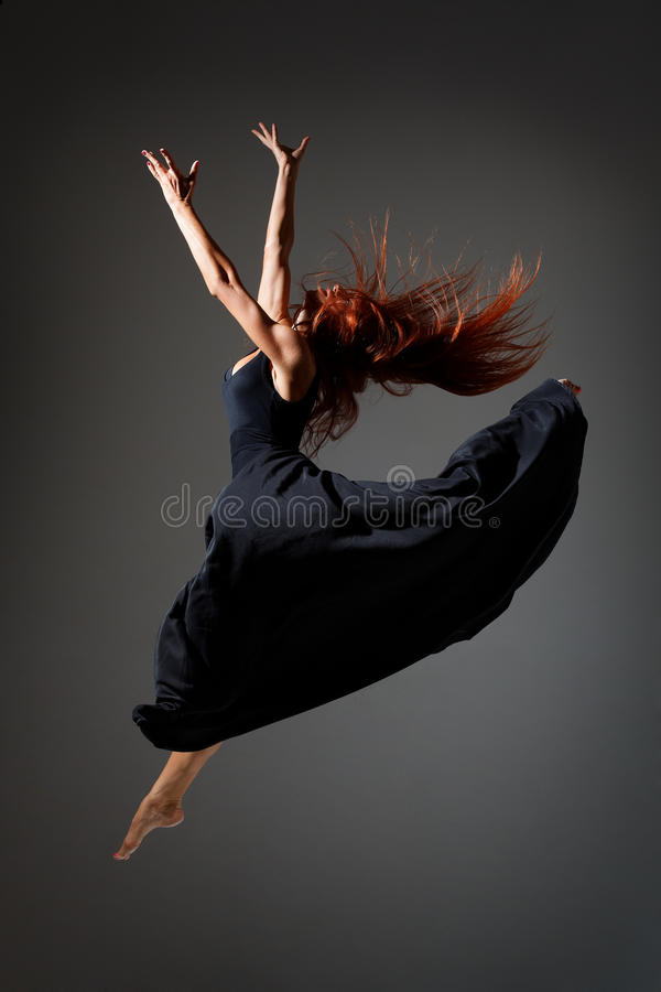 Download The dancer stock photo. Image of exercising, mid, behavior - 27430010