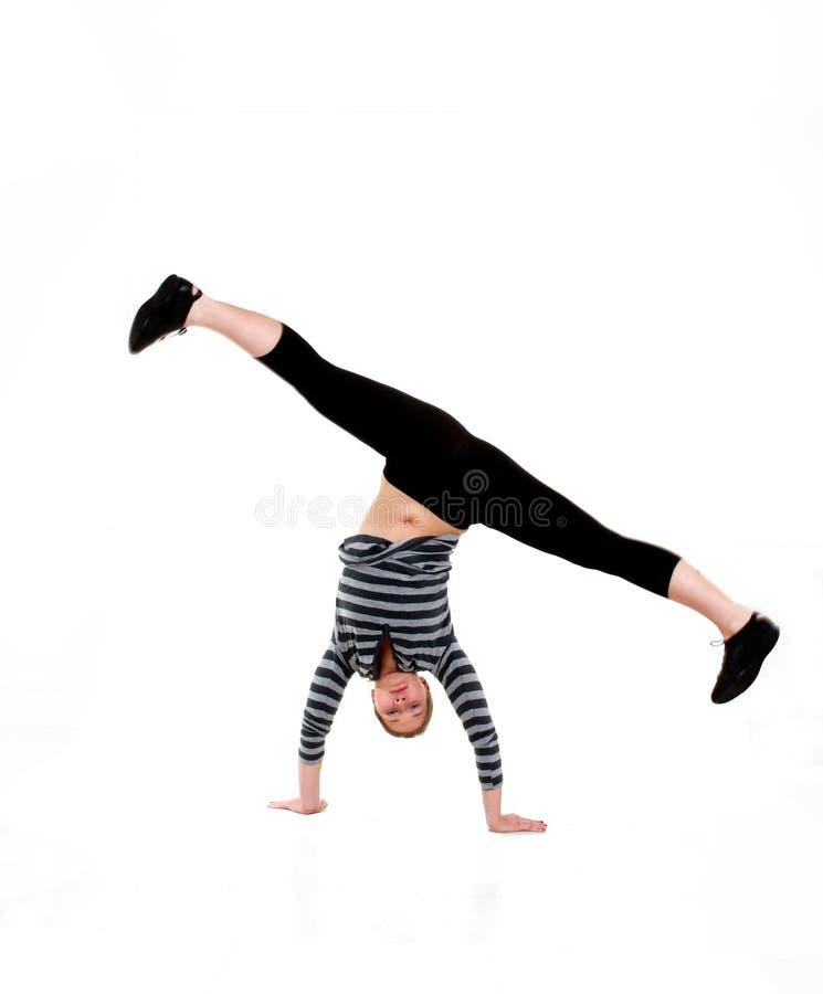 Dancer 3 stock images
