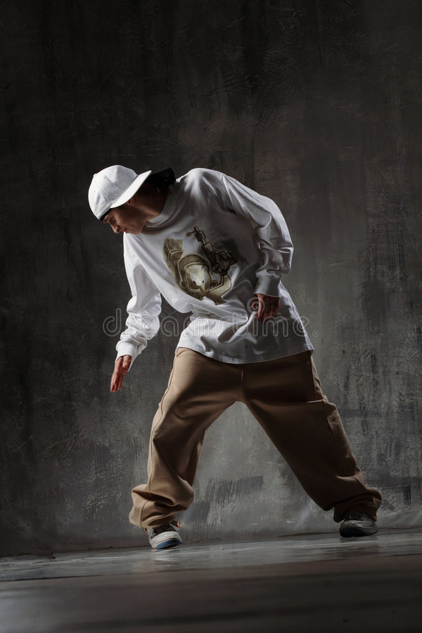 Download The dancer stock image. Image of cool, breakdance, background - 3234073