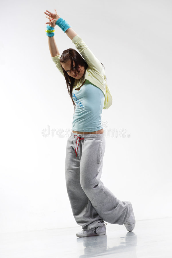 Download The dancer stock photo. Image of athlete, activity, exercise - 5898870