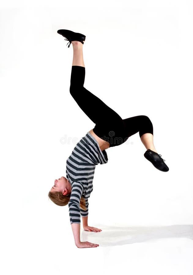 Dancer 9 royalty free stock photos