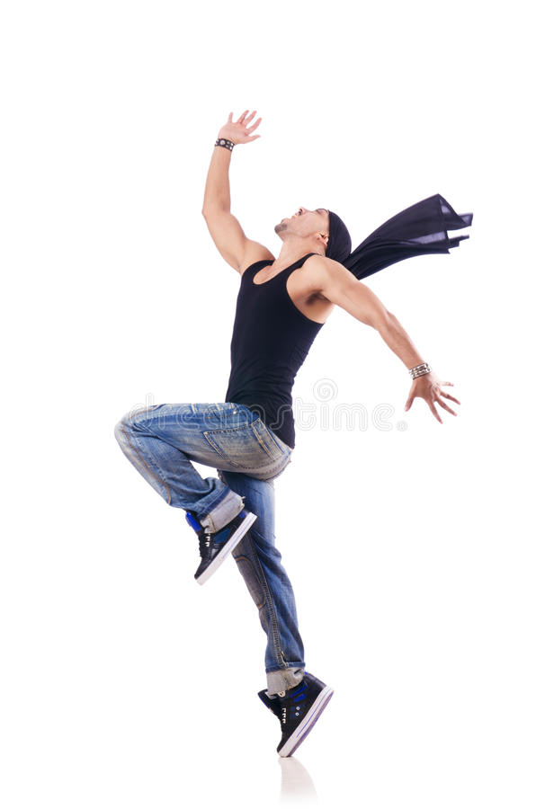 Download Dancer dancing stock image. Image of leap, movement, flexibility - 29057603