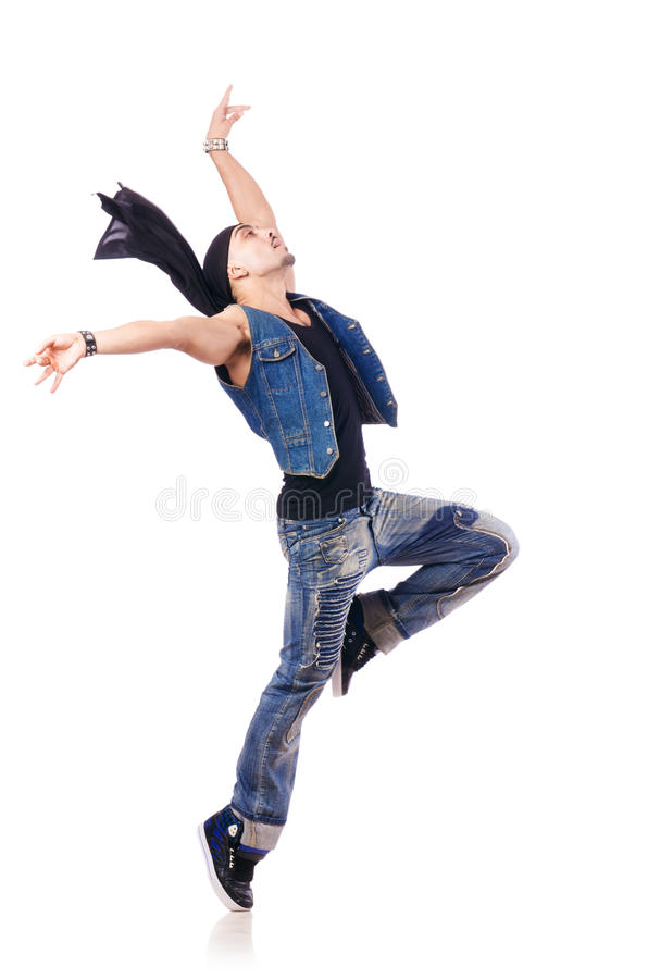 Download Dancer dancing stock image. Image of dancing, cool, isolated - 29210031