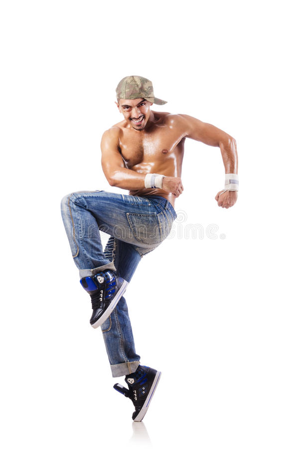 Dancer Dancing Dances Stock Images