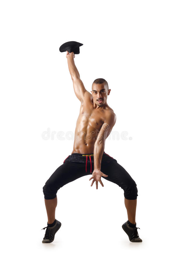 Download Dancer Isolated Stock Images - Image: 27900684