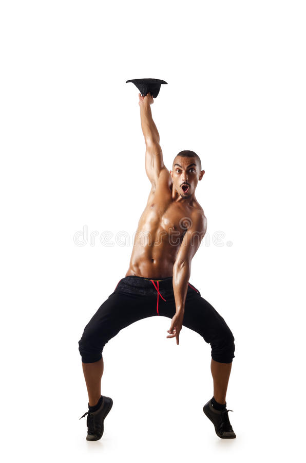 Download Dancer Isolated Stock Images - Image: 28031164