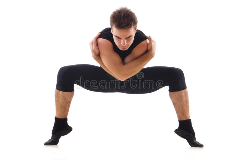 Download Dancer stock image. Image of person, balance, fitness - 30661625