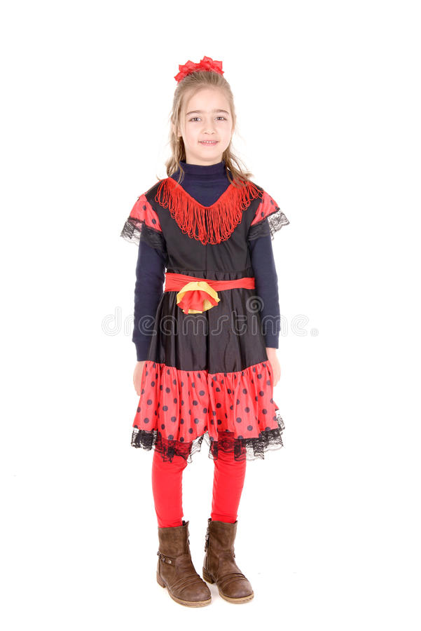 Download Dancer stock image. Image of pretty, evil, latina, demon - 66311907