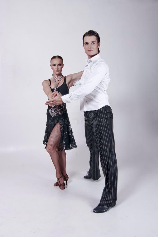 Download Dancers stock image. Image of ball, black, male, ballroom - 10031585