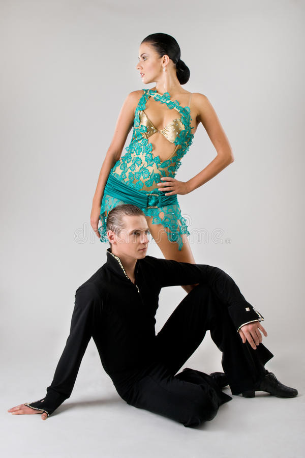 Download Dancers Stock Image - Image: 17276471