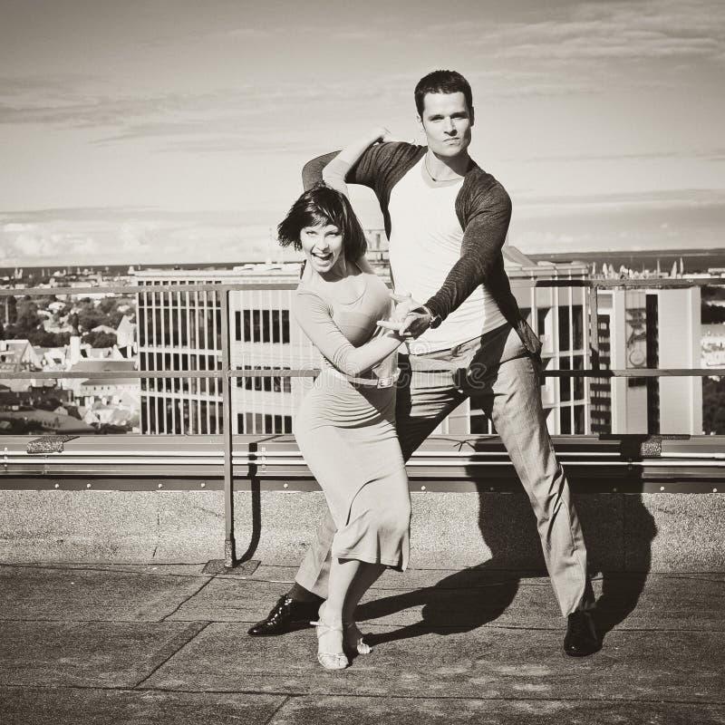 Download Dancers Stock Image - Image: 21463301