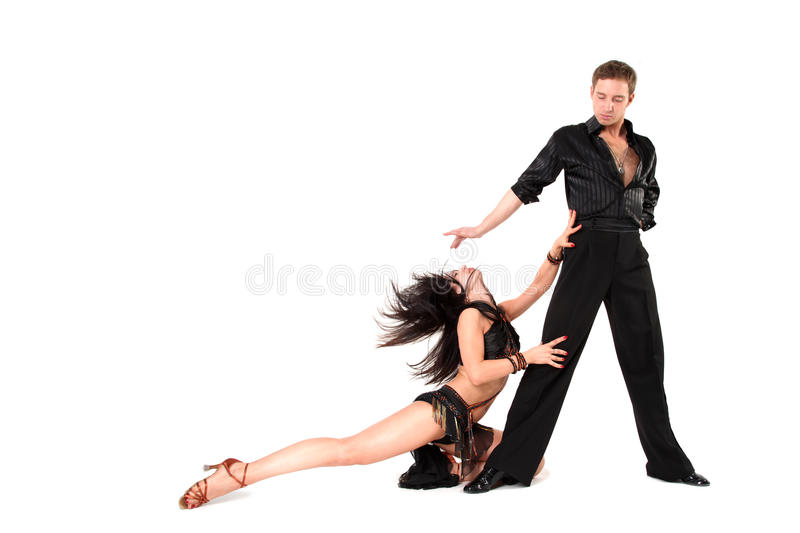 Download Dancers in action stock image. Image of lovely, beauty - 10224221