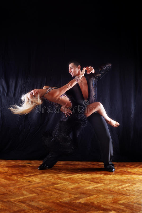 Download Dancers in ballroom stock photo. Image of girl, female - 11393028