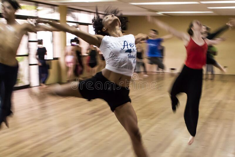 Dancers Practicing Free Public Domain Cc0 Image