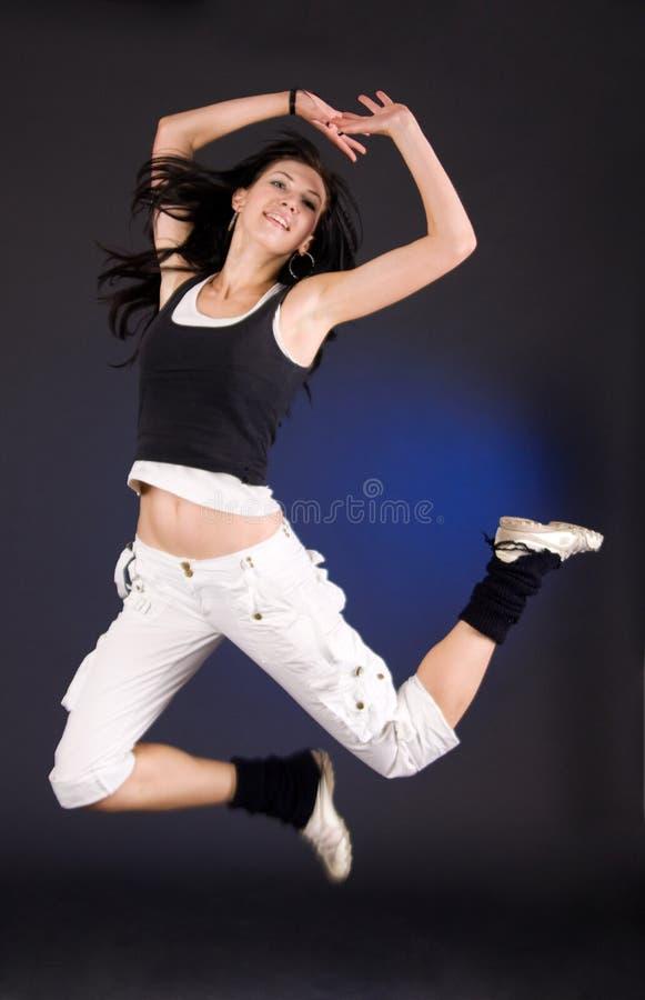 Dancing fotografia stock libera da diritti