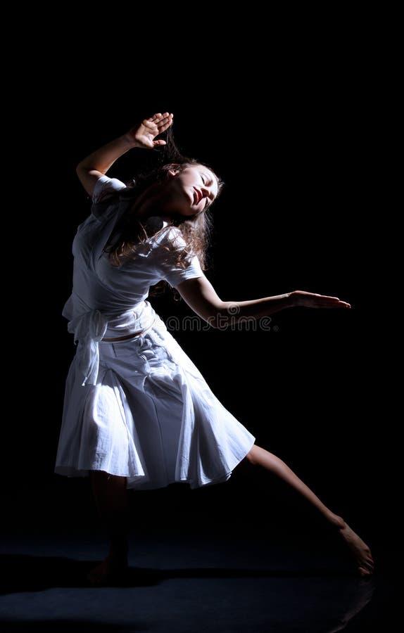 Dancing immagine stock