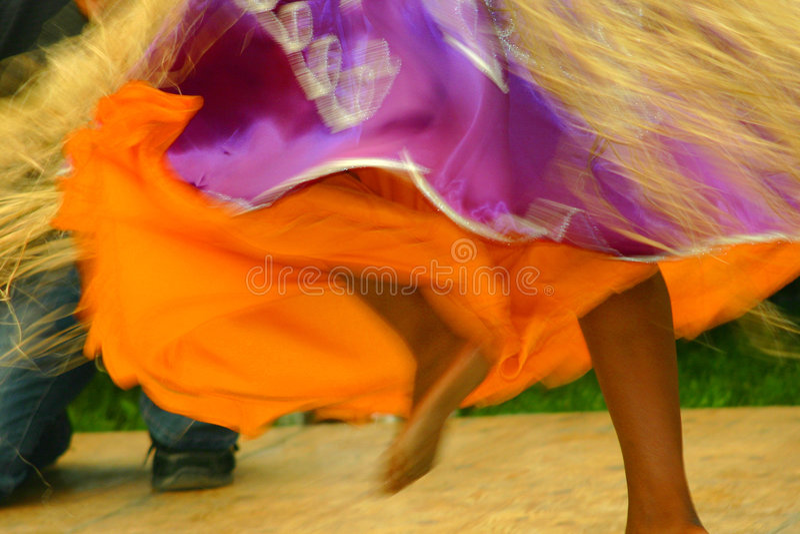 Dancing immagini stock libere da diritti