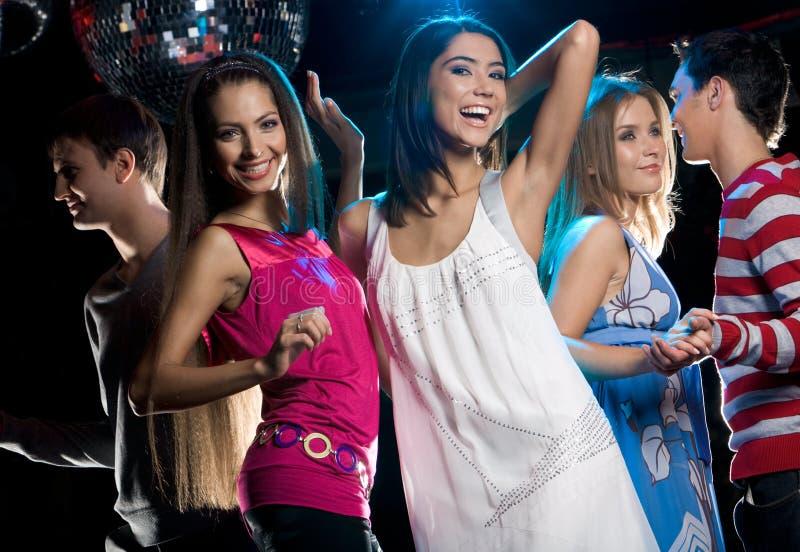 Download Dancing stock image. Image of attractive, dance, enjoyment - 6911687