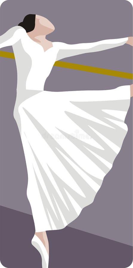 Download Dancing Ballerina Illustration Royalty Free Stock Photography - Image: 1996177