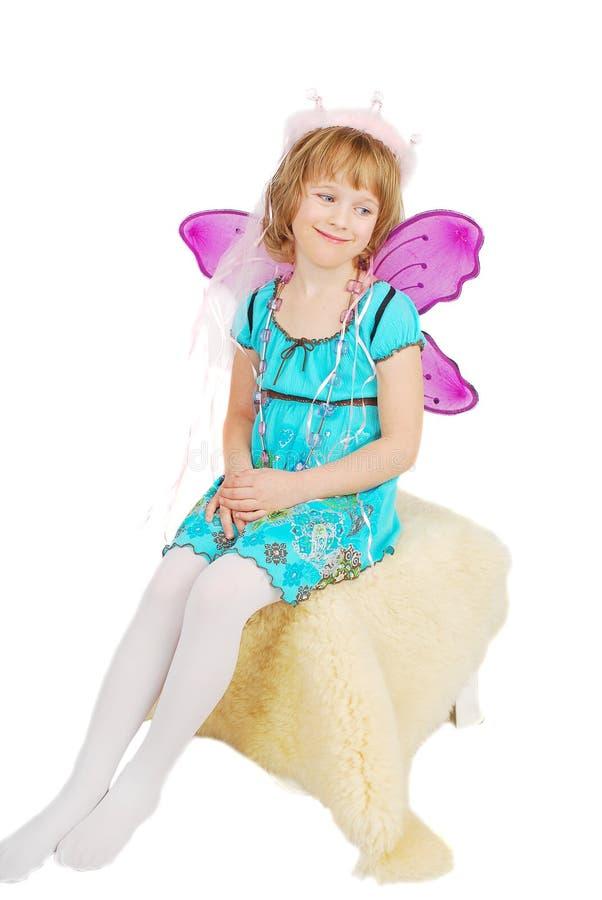 Download Dancing Costume Girl. Stock Photo - Image: 21965930